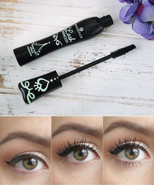 Essence has some of the best mascara!