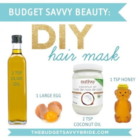 Using a honey mask is a great way to grow your hair longer!