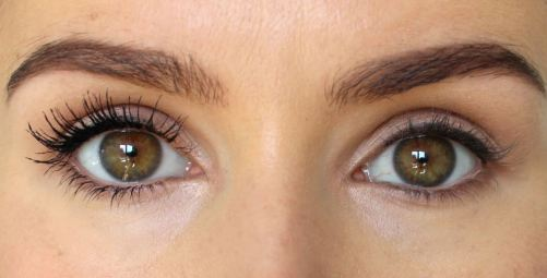 Bare Minerals has some of the best mascara!
