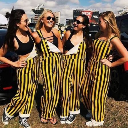 390c107d08 10 Adorable Gameday Outfits at University of Iowa - Society19