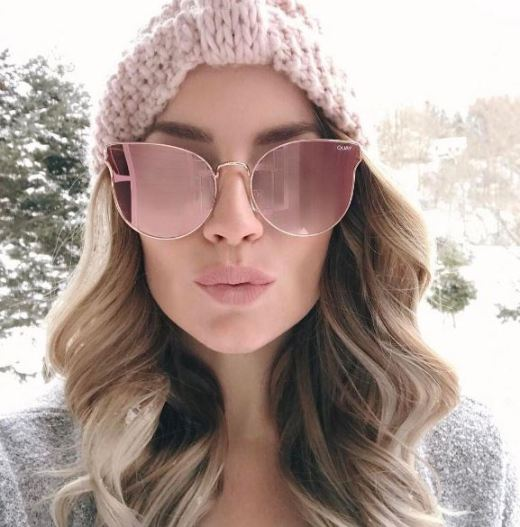 Statement sunglasses are the perfect for ways to look like a million bucks!
