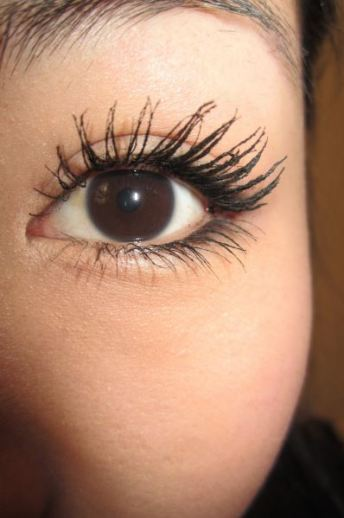Smashbox has some of the best mascara!