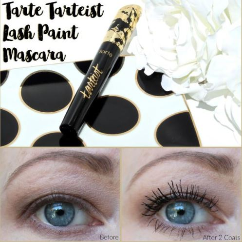 Tarte Lash Paint is some of the best mascara!