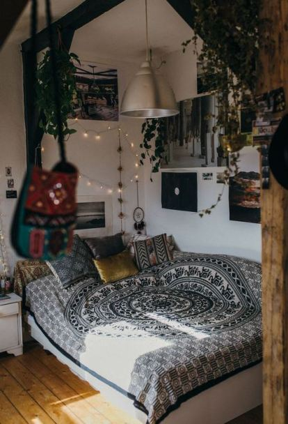 15 Cutest Boho Dorm Rooms On Pinterest You Need To Copy