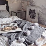 There are easy and affordable things to make your dorm room cozy and warm. From dorm decor to electronics, these things will make your room feel like home!