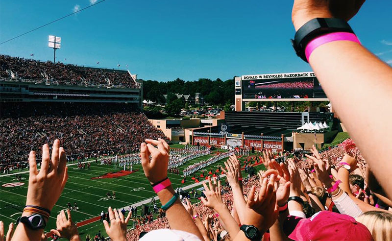 Welcome to UARK, future freshmen Razorbacks! Keep reading to figure out the 20 things you might not know about freshman year at University of Arkansas.