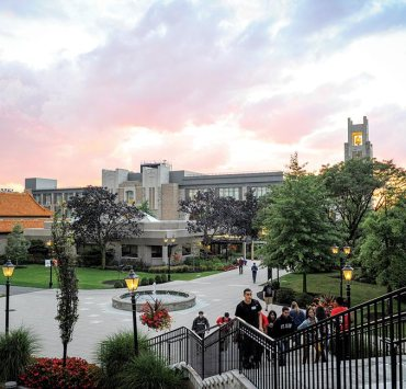 Being a student at SJU means there are experiences that we've all gone through, here are 10 GIFs that describe what it's like to be a student at St. John's.
