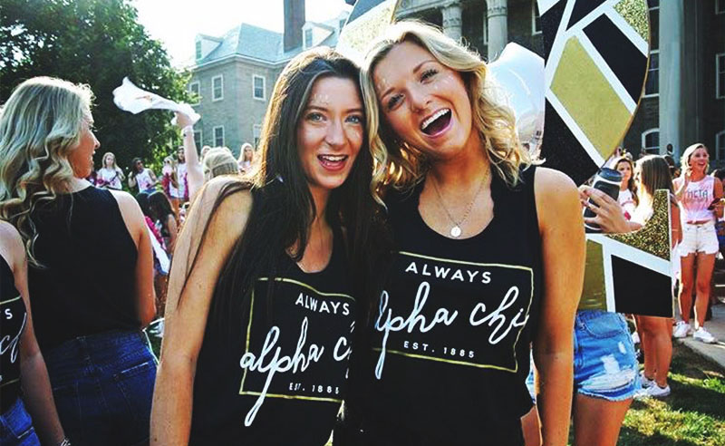 Not sure what really goes on during recruitment week at UCF? Let me explain fifteen things that always happen during sorority recruitment.