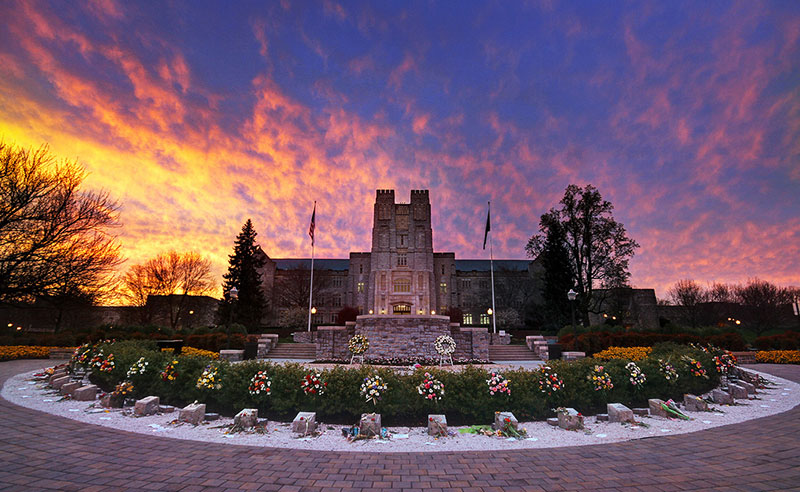 Being a Hokie requires the perfect balance. Thankfully we've got it down to a science! Here's what a typical day as a student at Virginia Tech is all about.