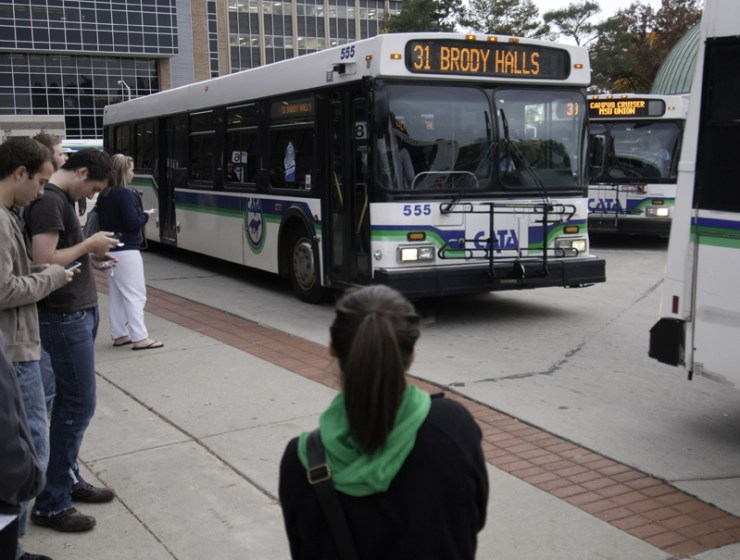These are just a few tips and reminders from all of us regular bus users. Here are 10 things to remember when using the CATA bus system at Michigan State.