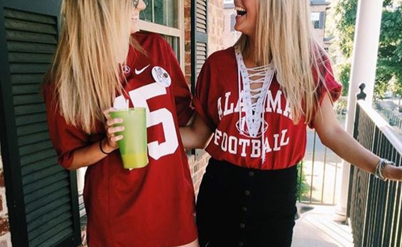 There are some stereotypes and typical reactions people have when you tell them you're going to the University of Alabama. Here are the 15 most common!