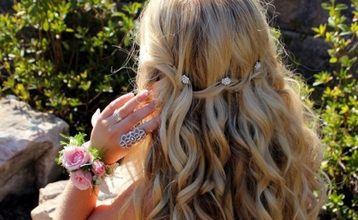 50 Dreamy Wedding Hairstyles For Long Hair: 50 Gorgeous Prom Hairstyles For Long Hair