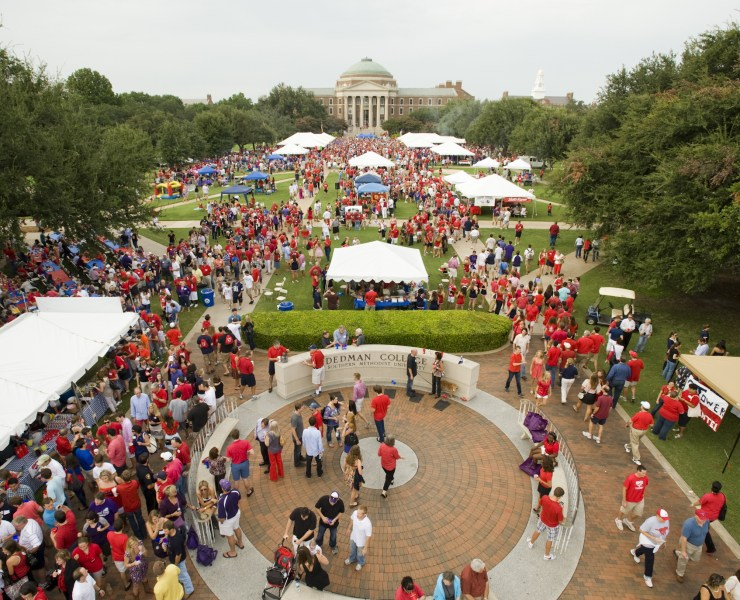 So many highlights will make you want to come to D-town. These will make you wish you were starting school at Southern Methodist University tomorrow.