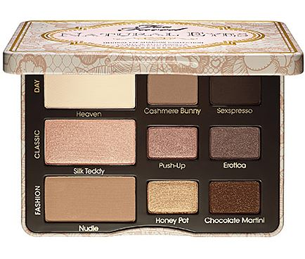 This Too Faced Natural Eye Palette is amazing!