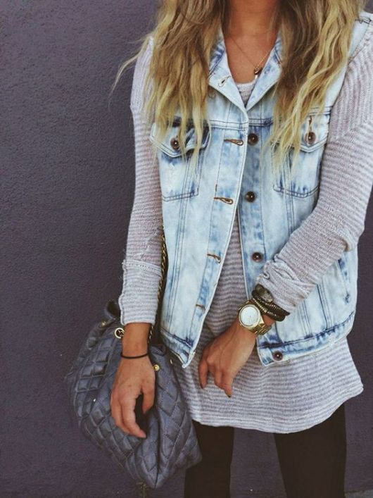Vests are great for back to school!