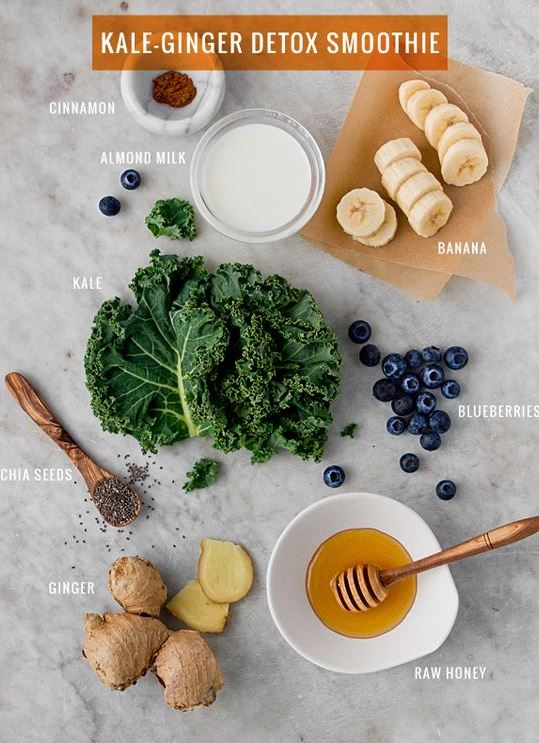 These kale smoothie recipes are perfect for post-workout!