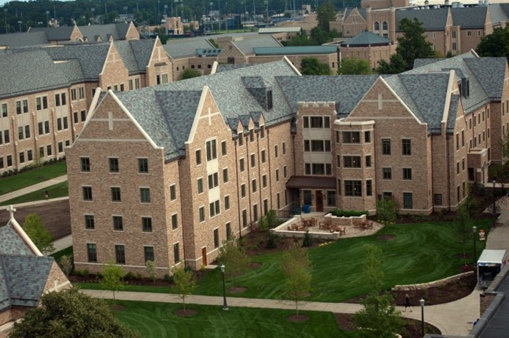 Ranking Of The Worst Dorms At Notre Dame