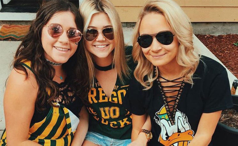 Being a Duck isn't always just fun and games and tailgate parties. Get ready for ten GIFs that'll let you know what being a UO student is really all about.