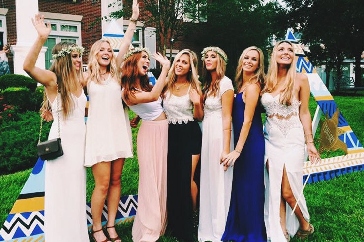 After the arguments my parents made against me when I asked to join a sorority at UF, they couldn't have been more wrong. Here's 5 reasons you SHOULD join.