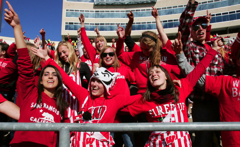 20 Signs You're a UW Badger
