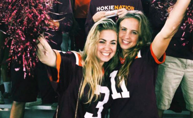 You're officially a Hokie! To get you really amped up for the next 4 years, here's 15 pictures of VT that'll make you want to start the semester ASAP!
