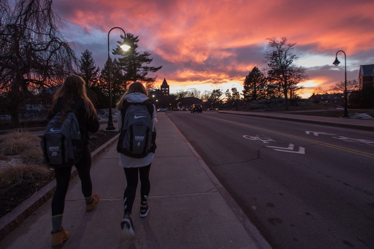 From Cinco and homecoming to nights at Scorps, these are the 10 things that will definitely happen to you during your time at UNH!