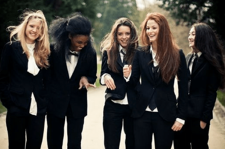 High school is a different experience for everyone, especially when you attended an all girls private school on the Upper East Side.