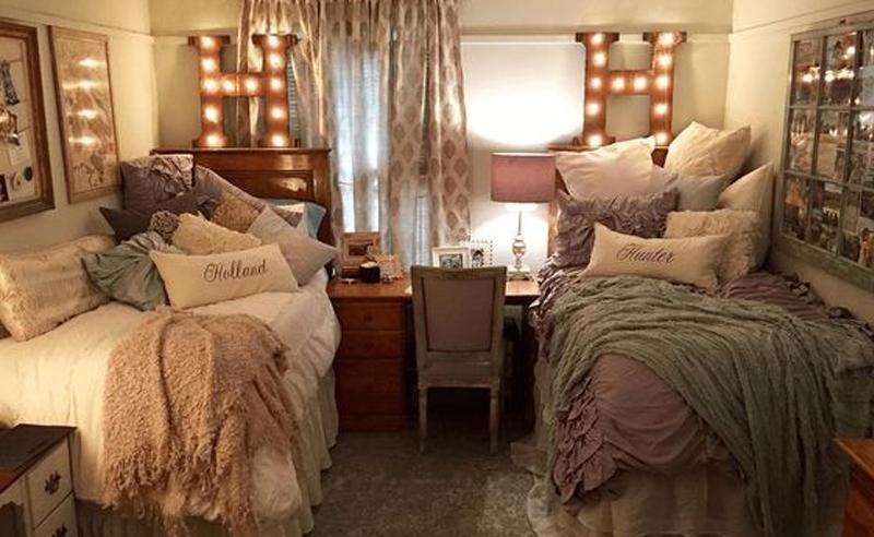 20 Easy Dorm Room Decorating Tips Society19