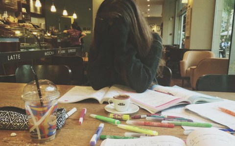 15 Signs You Were An AP Student Who Barely Made It Out Alive