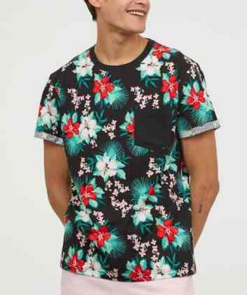 H&M has great men's clothing!