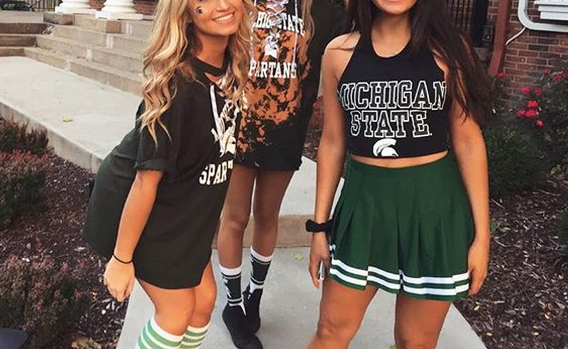 Starting MSU seems like an eternity away! Here are a few photos that will make you wish you were starting at MSU tomorrow!