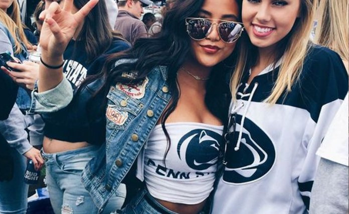 8f288141c2 10 Cute Gameday Outfits At Penn State University - Society19
