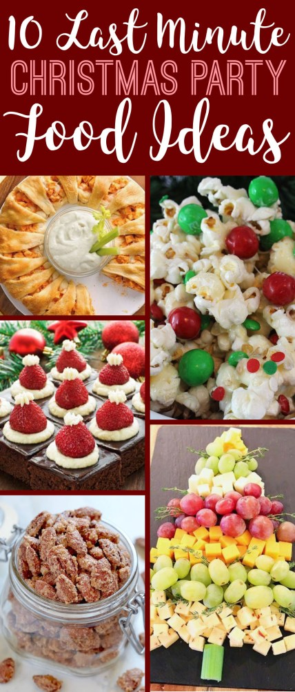 Christmas Party Food Ideas.10 Last Minute Christmas Party Food Ideas Society19