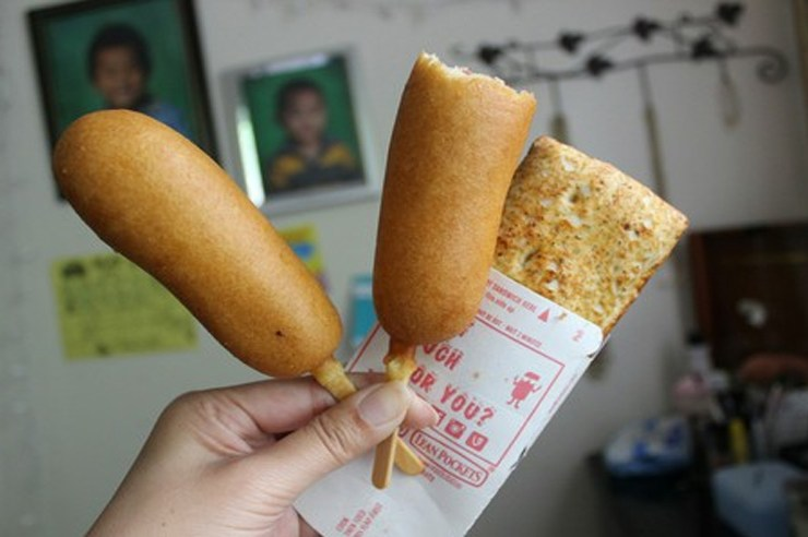 Here is a ranking of all the hot pocket types. We've got you covered from BBQ Beef to Cheeseburger and Philly Cheese steak. Here's your hot pocket 411.