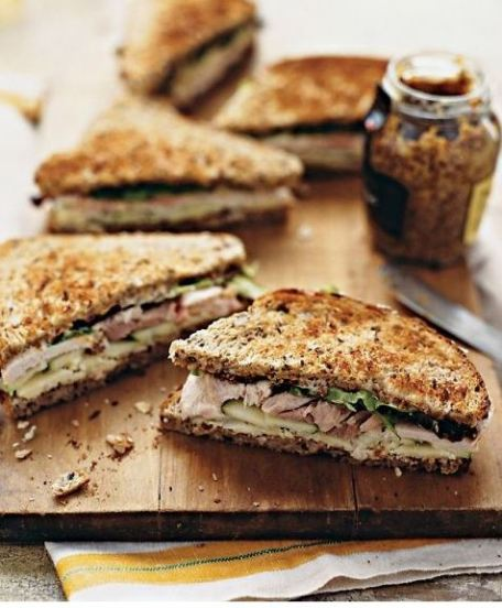 Try out this easy turkey sandwich recipe!