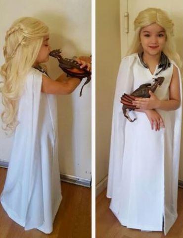 The Perfect Daenerys Targaryen Costume For Halloween Society19