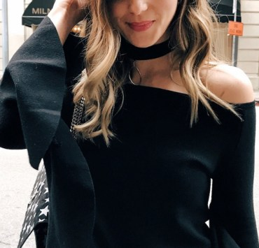 With fall right around the corner, you need the cutest choker sweater trend in your life! These sweaters are cute and cozy and perfect for cooler weather.