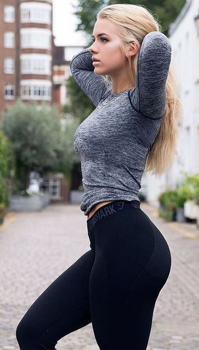 nice cute gym outfit images