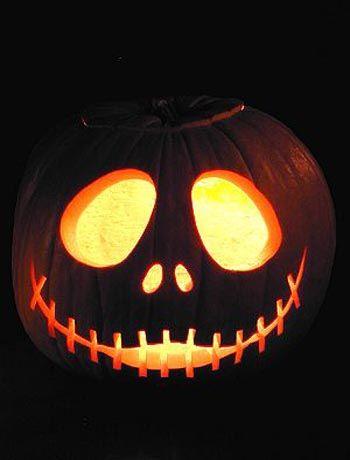 21 Adorable Pumpkin Carving Patterns Society19
