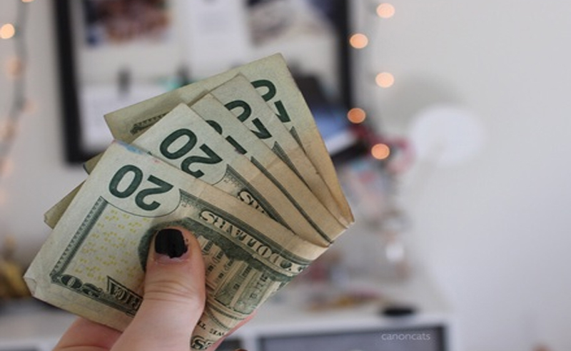 Here are some money hacks that will help you save money. Earning money in college can be tough let alone holding onto it! Here's how not to spend too much.