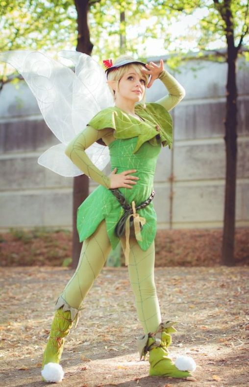Fairy wing costume!