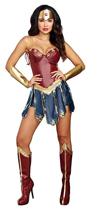 This wonder woman costume is a great Amazon Halloween costume.  sc 1 st  Society19 & 30 Amazing And Affordable Amazon Halloween Costumes - Society19