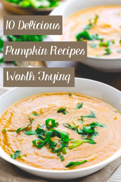 These pumpkin recipes are so yummy and worth trying out!