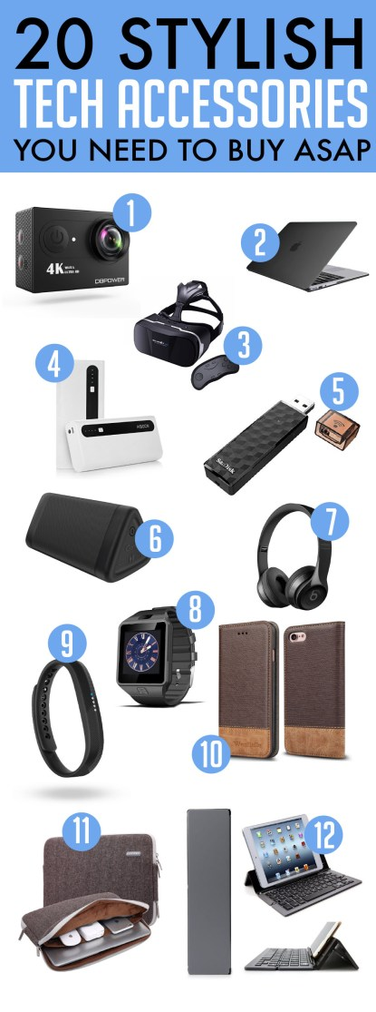20 Tech Accessories For Guys