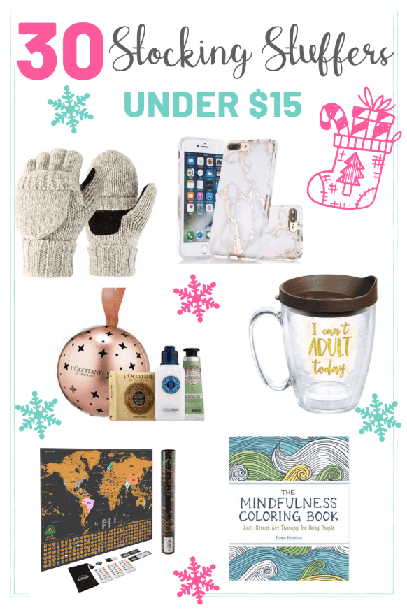 30 Cute Stocking Stuffers Under $15