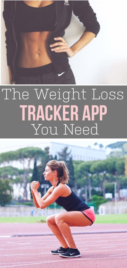 This is the weight loss tracker app you definitely need!