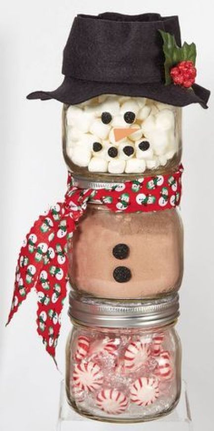 10 incredibly cute christmas mason jars gift ideas society19 for Cute mason jar christmas gift ideas