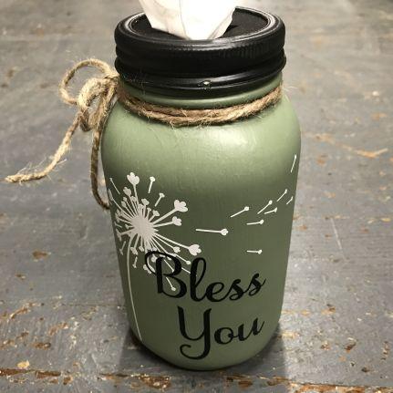 Cheap Christmas mason jar gift ideas!
