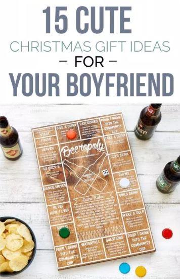 Cute Christmas Gifts For Boyfriend.15 Cute Christmas Gifts For Your Boyfriend Society19