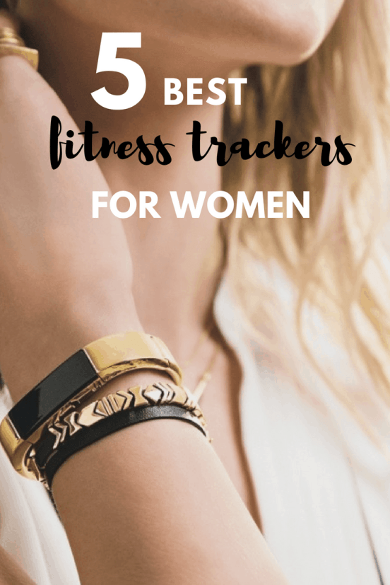 5 Best fitness trackers for women